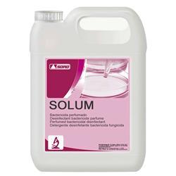 DESINFECTANTE BACTERICIDA HA AMBITO SANITARIO  SOLUM PRO 5KG SORO caja 4 botellas €/BOT new