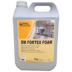DESENGRASANTE ALCALINO ESPUMA DM-FORTEX FOAM cj.4botx5kg-€/BOT