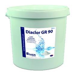 CLORO GRANO 90% LENTO 5KG DIASA caja 4 botes €/BOTE