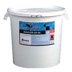 CLORO GRANO 60% RAPIDO DIASA 25 KG.€/BOTE