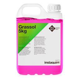 DESENGRASANTE ENERGICO FRIO GRASSOL 5LT-cja.4x5lt-€/BOT