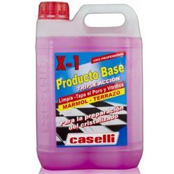 CRISTALIZADOR BASE  X-1 CASELLI 6KG-cj.4bx6kg-€/BOT
