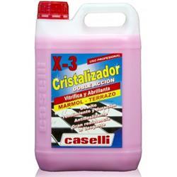 CRISTALIZADOR DURO ROSA X-3 CASELLI 6KG-cj.4bx6kg-€/BOT