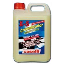 CRISTALIZADOR RAPIDO AMARLLO X-5 CASELLI 6KG-cj.4bx6kg-€/BOT