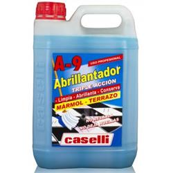 ABRILLANTADOR S/CRISTAL A-9 CASELLI  5kg-cj.4bx5kg-€/BOT